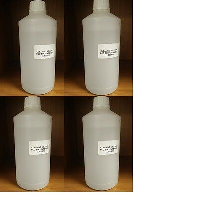 Dye Sublimation Cleaning Solution For Roland Mimaki Mutoh Epson 4000 Ml