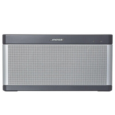 Bose SoundLink Bluetooth Speaker III Wireless Speaker Charger Included 414255