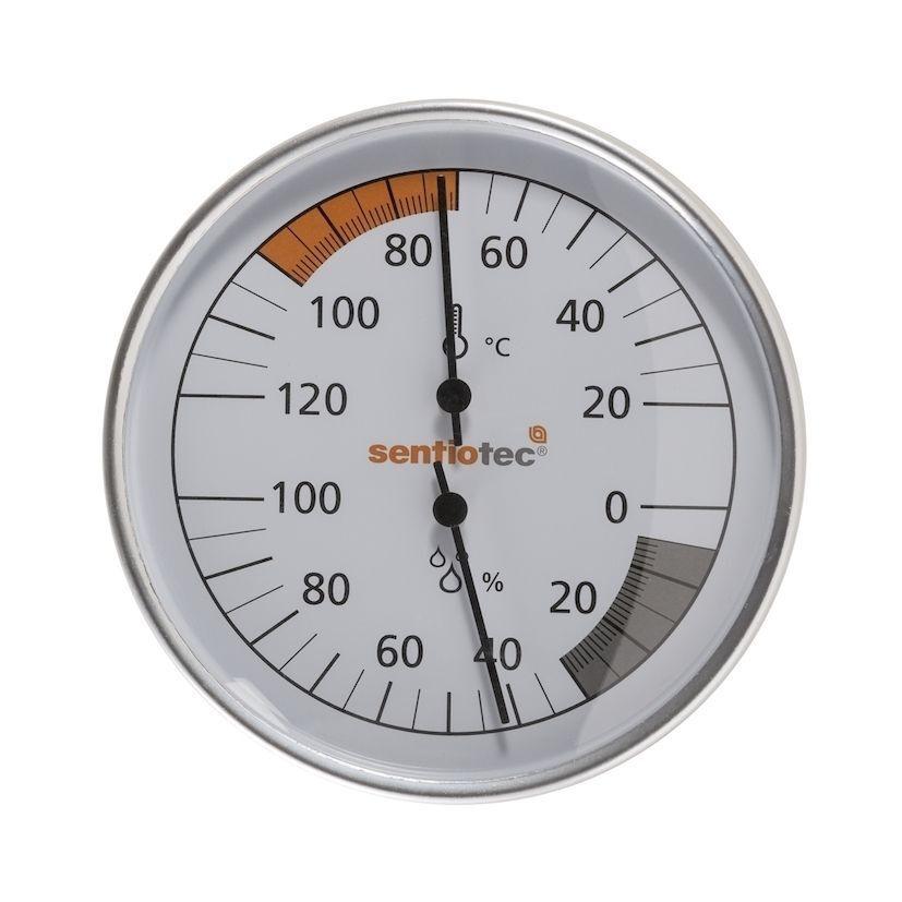 Sauna Thermometer Hygrometer Klimamesser Saunazubehör Sauna Saunabau