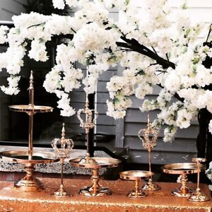 Crystal cake stand hire Chester Hill Bankstown Area Preview