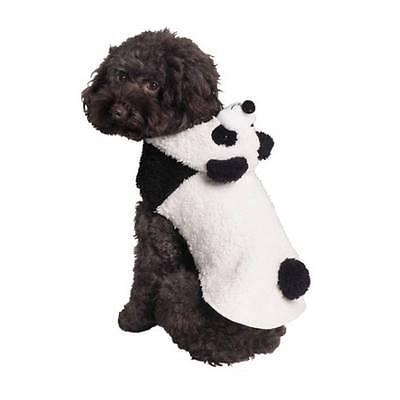 Panda Dog Pet Costume (New with - Pet Panda Kostüm