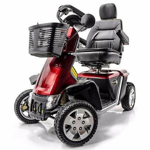 THE ULTIMATE MOBILITY SCOOTER PRIDE PURSUIT 36V SAVE $ 2500