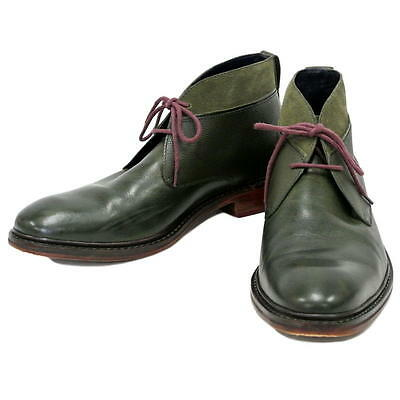 New without Box Cole Haan Air Colton Winter Chukka C11775 7M Fatigue Green  (Cole Haan Winter Chukka)