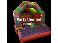 Bouncy castle hire Manchester By PJ leisure