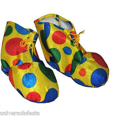 Sopra scarpa da CLOWN in tessuto con chiusura a spaghi