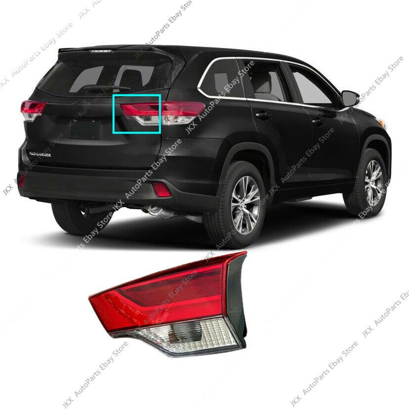 For Toyota Highlander 2017 2018 2019 Tail Light Brake Lamp LH Drive Inner Side U