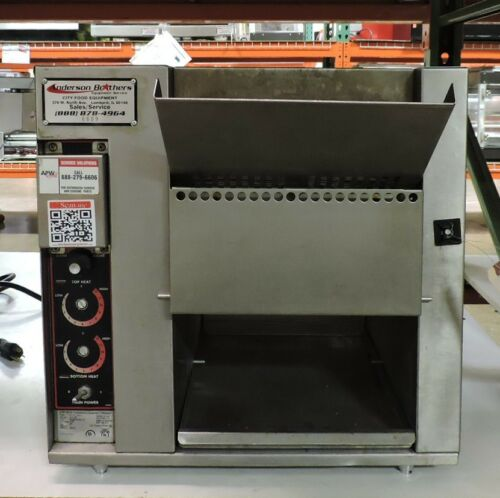 APW Wyott BT-15 Bagel Master Commercial Conveyor Toaster