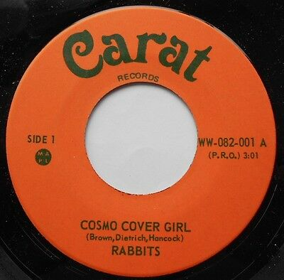 Rabbits Cosmo Cover Girl Ex To Nm  Canada Obscure Soul Group Private 45 Hear