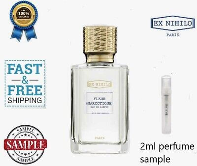 EX NIHILO Fleur Narcotique Unisex EDP Sample Only-2mL.