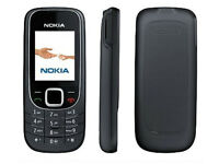 UNLOCKED BLACK NOKIA 2323 MOBILE PHONE IN VERY GOOD CONDITION + CHARGER