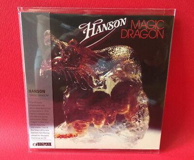 HANSON-MAGIC DRAGON KOREA BIG PINK MINI LP CD SEALED W/OBI