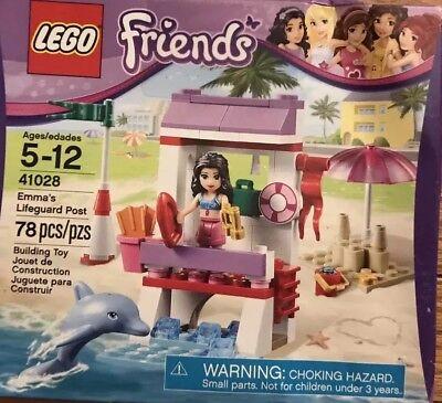 LEGO Friends Emma's Lifeguard Post (41028) ()