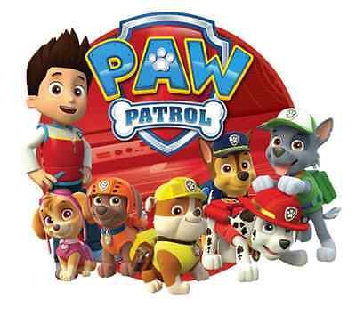 Paw Patrol Iron On Transfer 5