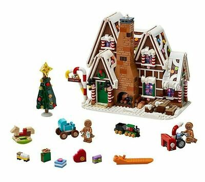 LEGO Creator Expert: Gingerbread House (10267) Officially Licensed NIB/Sealed