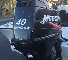40hp Outboard Mercury Greenacre Bankstown Area Preview