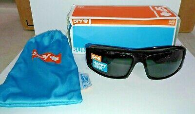 SPY Optic Logan Wrap Sunglasses | ANSI (Logan Sunglasses Spy Optic)