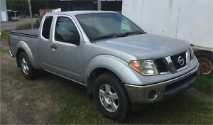 Nissan Frontier 2005 2RM