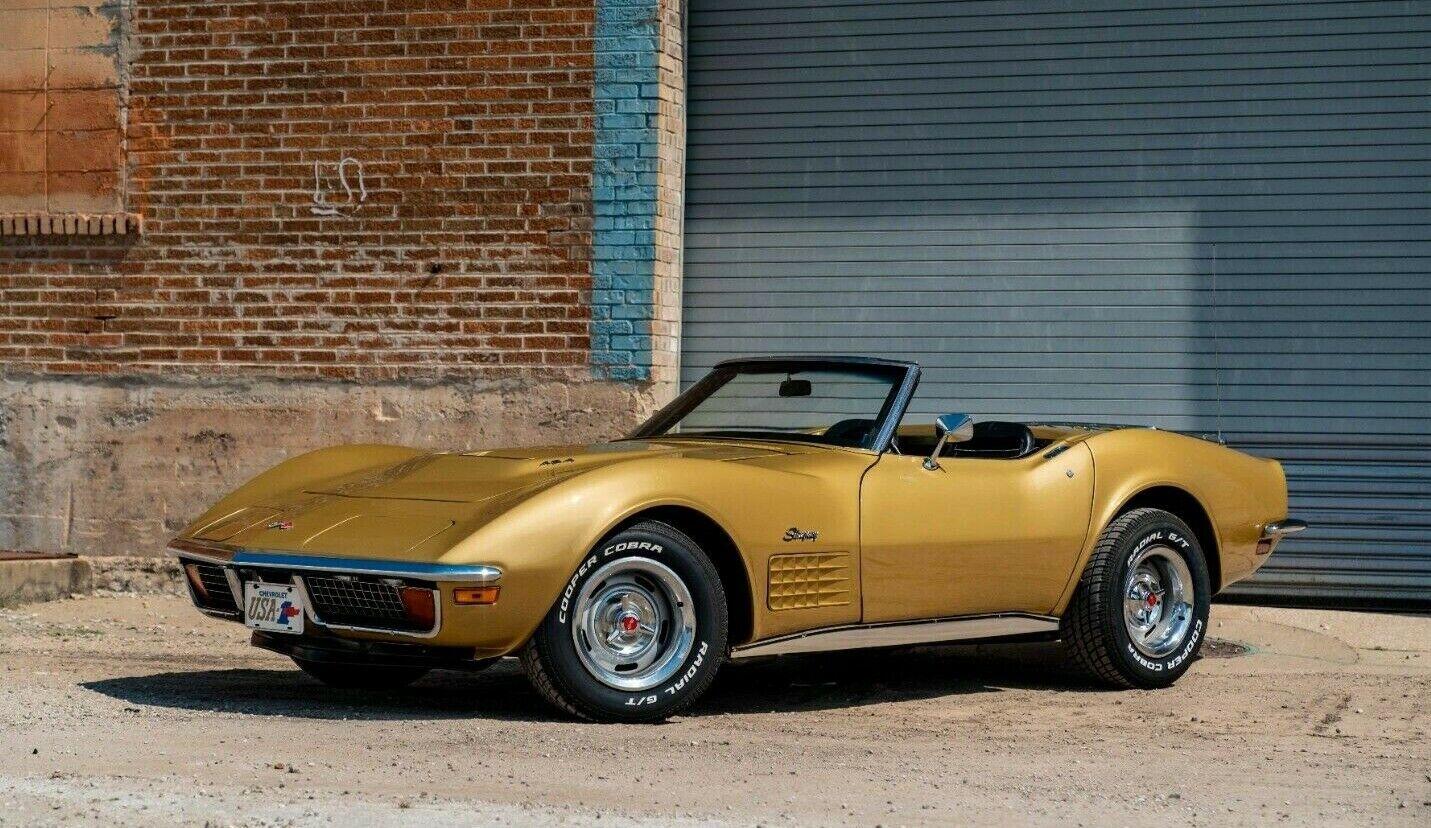 1972  Chevrolet Corvette     C3 Corvette Photo 1