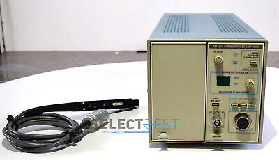 Tektronix Tm502a Mainframe With Am503a Plug-in A6302 Current Probe