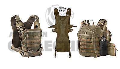 Mission Critical Front Baby Carrier   Daypack Carrier   Ext  Liner Tan Coyote
