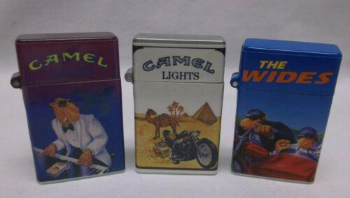 Joe Camel The Wides Camel Lights Lighters