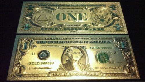 """☆ /<MINT/> OLD STYLE /""""GOLD/"""" $2.00 GOLD CERTIFICATE Two DOLLAR Rep.*Banknote~ ☆"""