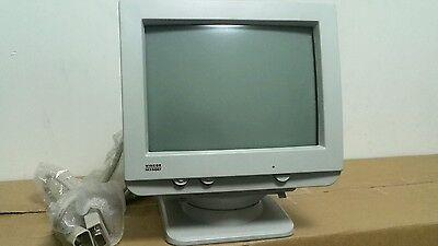 WINCOR NIXDORF 9in Super VGA Monochrome TM-9AF Monitor NEW PN:1750025664