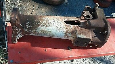 Allis Chalmers G Tractor Original Ac Main Torque Center Support Tube