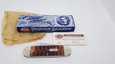Case XX Family Brands Crandall Sunfish 6250 Knife RARE