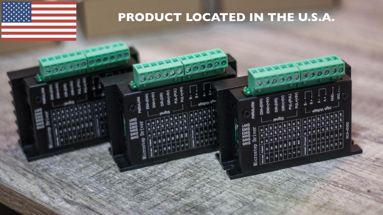 Tb6600 Stepper Motor Driver Cnc Controller For Arduino Nema 17 X3 104086101 Fincor Circuit Board Repair