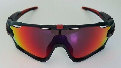 Oakley Jawbreaker Gafas de Sol OO9290-2031 Negro Mate / Prizm Road Nuevo