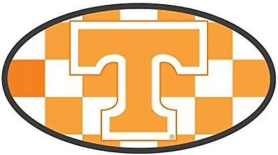 """UT VOLS Tennessee Volunteers Checker Board Hitch Cover 2"""" Receiver Licensed NCAA"""