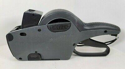 Garvey 22-6 Digit Single Line Price Marking Premium Gun Labeler G0809-058657