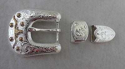 Honest Antique Letter Opener Deco Details W/rhinestones Silver Plate? Art Deco