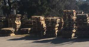 Free Pallet Removal