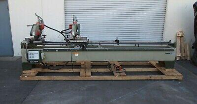 Omga Al260 2 Head 13.78 Mitre Saw Woodworking Machinery