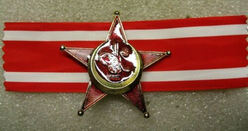 /Turkey Ottoman era ww1,GALLIPOLI Star & medal ribbon