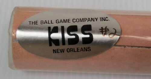 KISS #2 LOVE GUN MYLAR POSTER ORIGINAL FACTORY SEALED 1977 AUCOIN