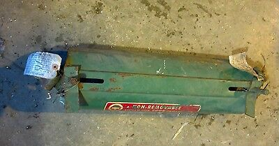Oliver Implement Pto And Shield Assembly New Nos Sickle Mower