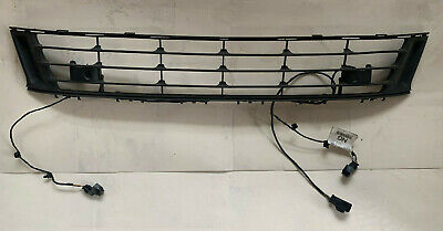 Used,  FORD GALAXY S MAX 06-09 Front Bumper Lower Grille 6M21-7B968-AD for sale  Shipping to Ireland