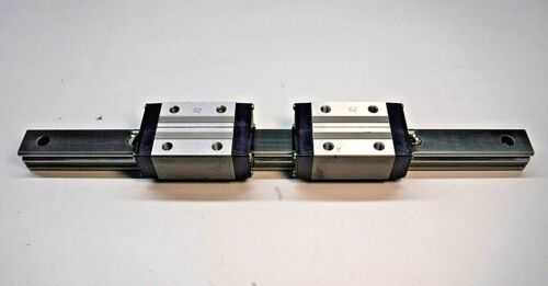 IKO LWES30SL Linear Motion Guide Rail + Square Carriage Ball Bearing Blocks