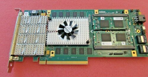 BITTWARE XUS-P3S XILINX UltraScale FPGA Board, 4 x QSFP28 100GBE CAGES, QDR-II+