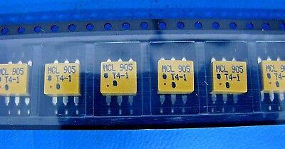 Lot Of 10 Oem Sealed T4-1-kk Rf Mini-circuits 50 0.2350mhz T4-1-kk81