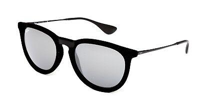 Ray Ban RB4171 Erika Women's Black Sunglasses 1081
