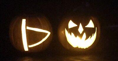 Michael Myers Halloween 6 Mini Pumpkin Set Of Two (Last Ones) (Michael Myers Pumpkin)