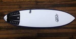 "HyptoKrypto FutureFlex  5""10 -  Aussie made  - Basically new Bondi Beach Eastern Suburbs Preview"