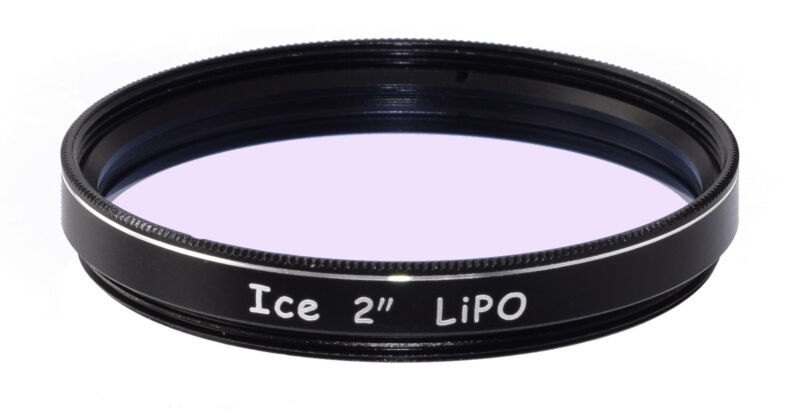 "ICE LiPo 2"" Telescope Filter Light Pollution Reduction for Night Sky / Star NEW"