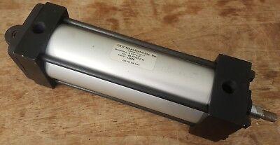Bimba Trd Pneumatic Cylinder 2-12 Bore X 6 Stroke 250psi Tie-rod Style