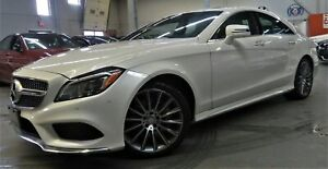 2015 Mercedes Benz CLS-Class CLS400 4MATIC AMG PKG, MASSAGING SE