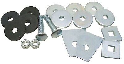 Radiator Support Mounting Kit 1960 1961 1962 1963 1964 Chevy GMC PIckup Truck